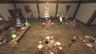 Seasonal Decor in Mog House