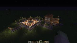 Nighttime View